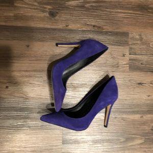 Dolce Vita Purple Pumps
